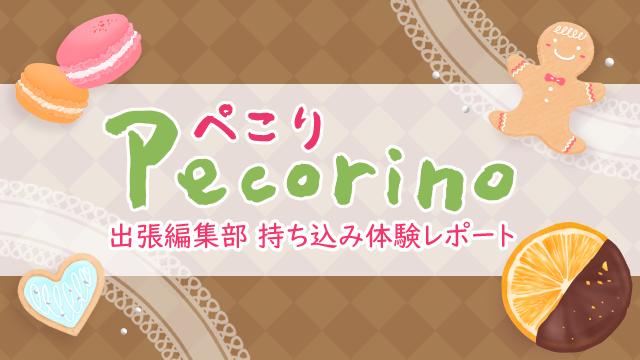 【ぺこり-Pecorino-】COMIC CITY 出張編集部持ち込み体験レポート No.23