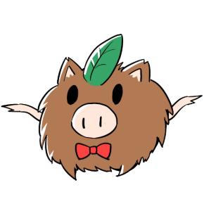 猪ノ谷言葉 アイコン
